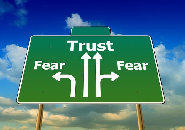 信頼が根底にあるからできます